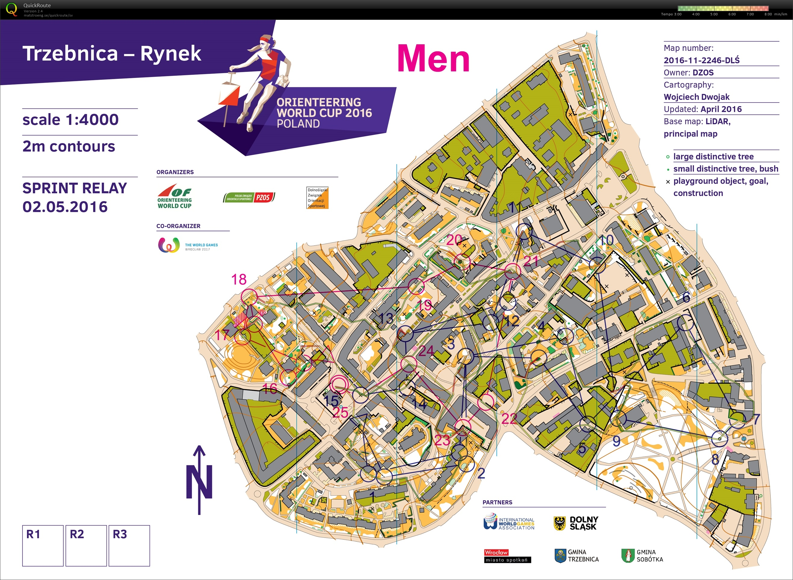 World Cup - Sprint Relay (2016-05-02)